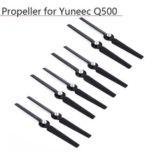 4 Pairs Yuneec Q500 Propeller Camera Drone Quick Release Props for Yuneec Typhoon Q500 4K Self Locking Blade Replacement Parts