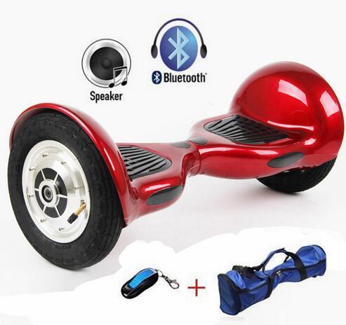 2016 hoverboard 10 cal duża opona mini inteligentny skuter utrzymujący równowagę dwukołowiec inteligentny własna równoważenie elektryczny dryf wyżywienie skuter