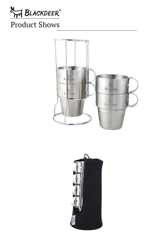 água de café de aço inoxidável dupla