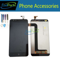 High Quality Black And White Color Touch Screen Digitizer Touch Glass Panel For Doogee Y6 Y6c