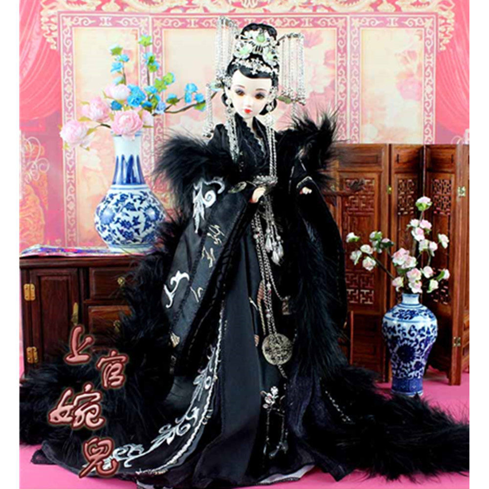 ICY BLYTH BJD neo Fortune days Chinese style doll East Charm Shangguan Waner including clothes, stand and box 35cm цена и фото
