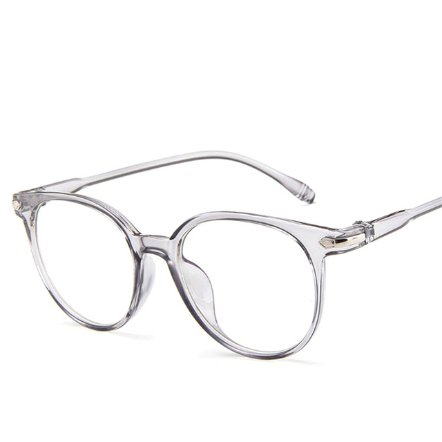 df2138d65e 2019 Fashion Women Glasses Frame Men Eyeglasses Frame Vintage Round Clear  Lens Glasses Optical Spectacle Frame GD.15959