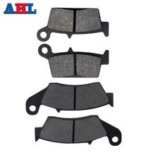 Мотоциклетные передние и задние тормозные колодки для HONDA CRF230L CR125R CR250R XR250R XR250L XR400R CR500R CRF230 CRF 230 L 230L CR 125R 250R