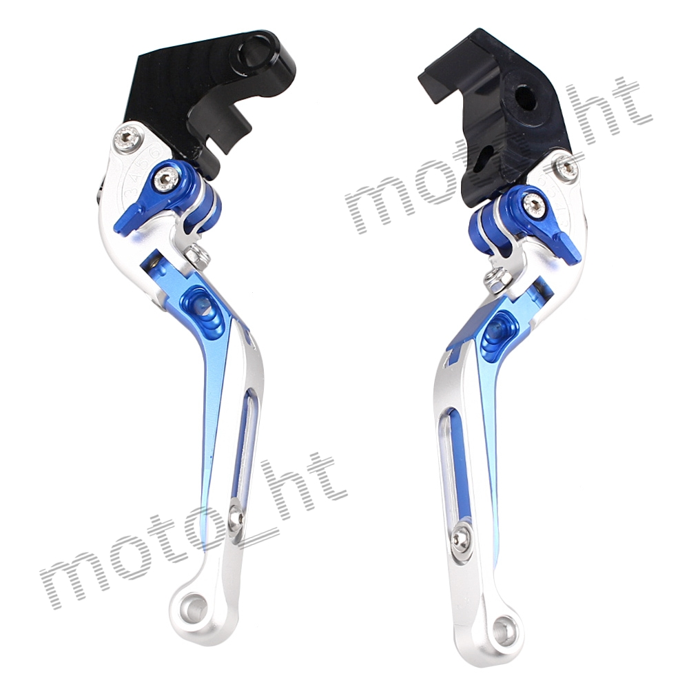 CNC Aluminum Adjustable Folding Extendable Brake Cutch Levers Set For YAMAHA YZF R6 1999 2000 2001 2002 2003 2004 with logo yzf r1 black titanium cnc adjustable folding extendable motorcycle brake clutch levers for yamaha yzf r1 2002 2003