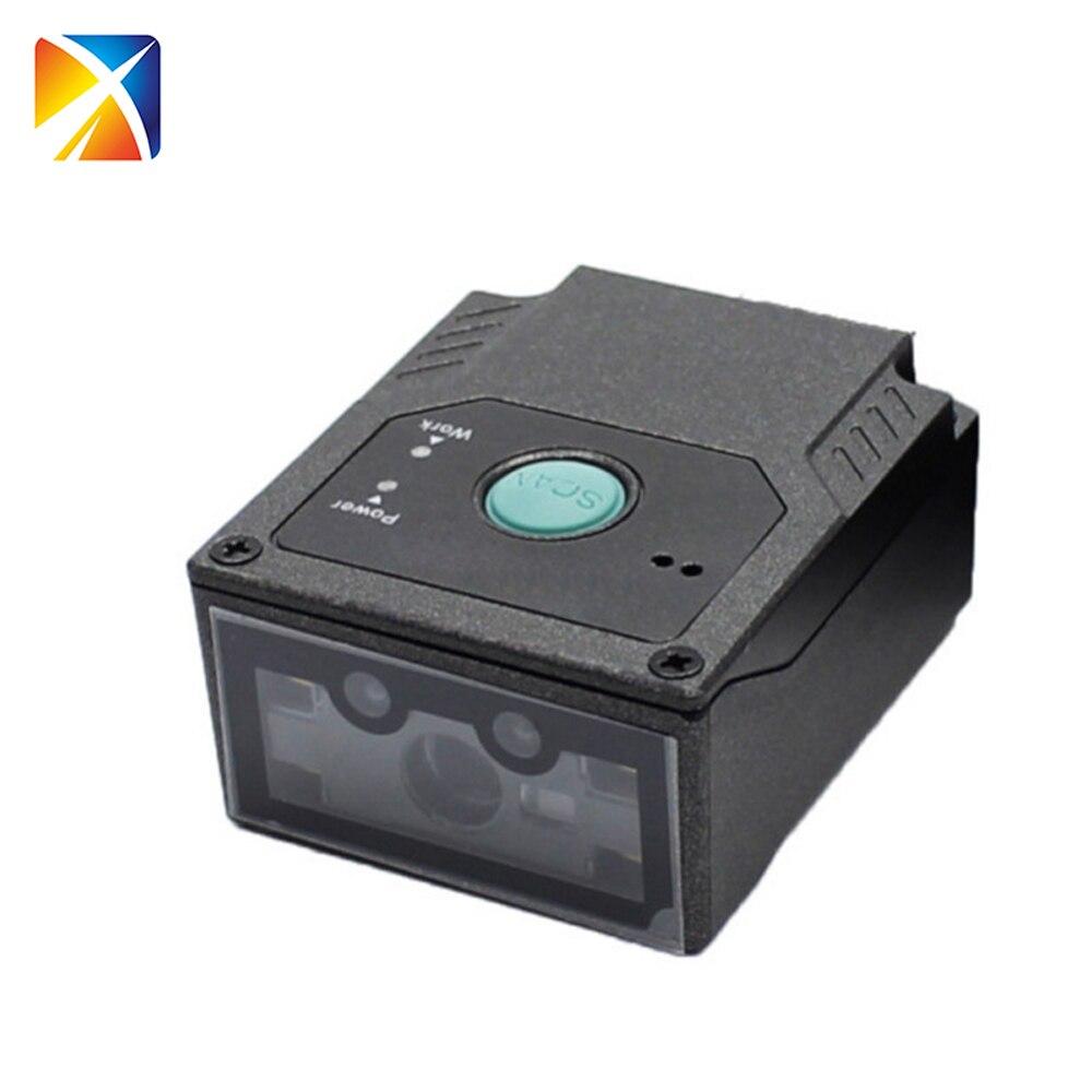 XT-430-E 1D / 2D OEM fixed mount barcode scanner for kiosks vending machine embedded scannerXT-430-E 1D / 2D OEM fixed mount barcode scanner for kiosks vending machine embedded scanner
