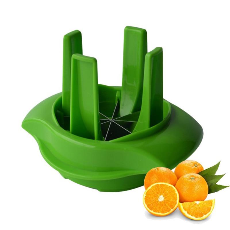 Hot Sale Vegetable Lemon Lime Slicer Wedger Cutter Peelers Splitter Creative Or