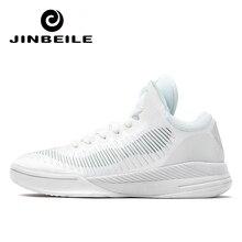 Men Basketball Shoes Male Sneaker james Athletic Sport Shoes Hombre off white Men Basketball Ankle Boots Zapatillas Baloncesto