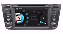 HD 2 din 7″ Car Radio DVD Player for Geely EX7 GX7 With GPS Navigation Bluetooth IPOD TV SWC USB AUX IN