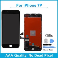10 X AAA Grade LCD Display Touch Screen Digitizer Frame Assembly For IPhone 6 6s 7