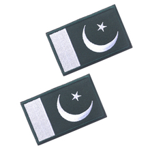 3D embroidery patches armband loops hook Pakistan flag patch Military Tactical Clothing Backpack Caps Turkey badges