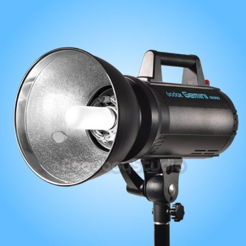<font><b>Godox</b></font> GEMINI GS300 GS-<font><b>300</b></font> 300W 300Ws Studio Strobe Flash Light Head image