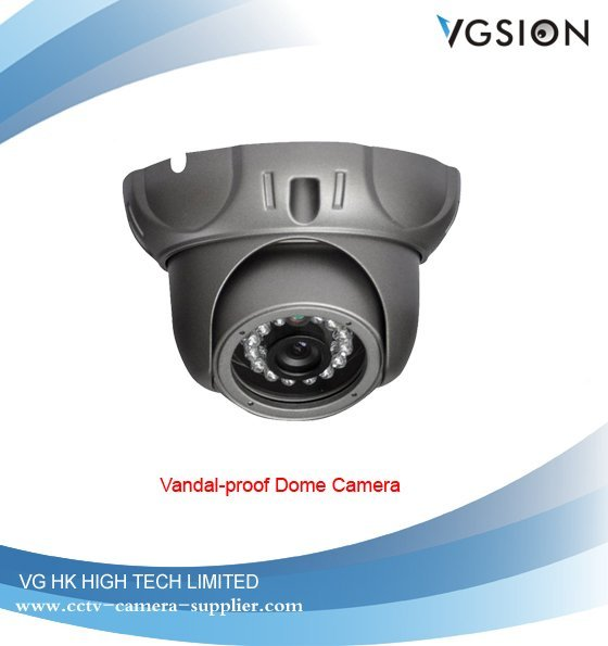 5pcs/lot SONY CCD CCTV Dome Camera  / Vandal-proof IR Camera / Security Dome Camera, Support 2 DNR