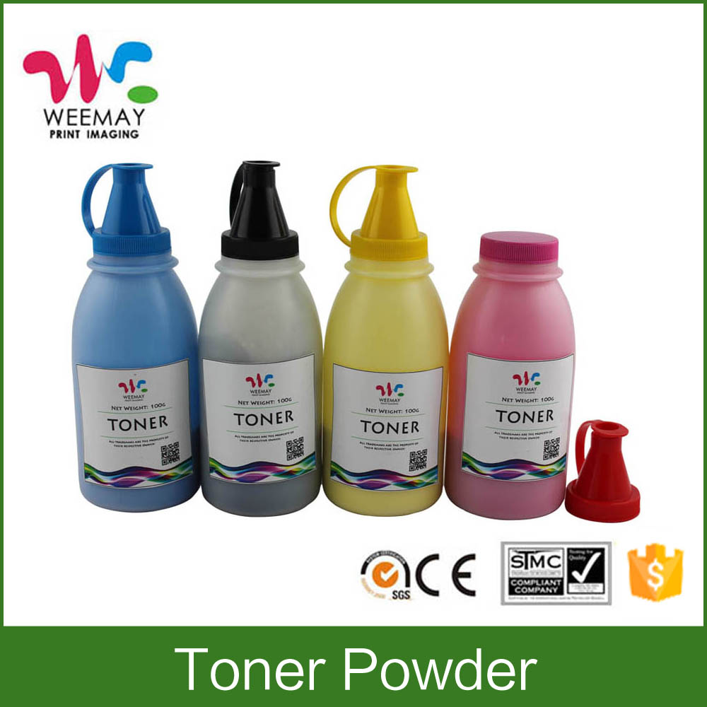 цена на Compatible for Ricoh Aficio SP C240DN SPC 220DN toner powder 100g/bottle*4