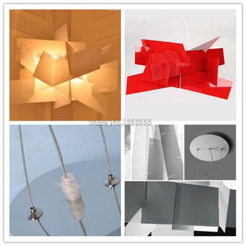 Nova dizajnerska svjetiljka Privjesci za privjeske sa velikim - Unutarnja rasvjeta - Foto 5