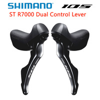 SHIMANO 105 ST R7000 Dual Control Lever 2x11 speed 105 R7000 Derailleur Brake Shifter Road Bike 22s Series update from 5800