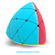 QiYi 3x3 Profissional Mastermorphix Cube Competition Speed Puzzle Cubes Toys For Children Kids Cube Patience Games alexander james waddel patience