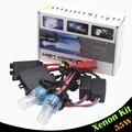 H1 H3 H7 H8 H9 H11 9005 9006 880 881 55 Вт HID Xenon комплект Балласт Лампы 6000 К Белый Фар Автомобилей Противотуманные фары DRL Дневные Ходовые Огни