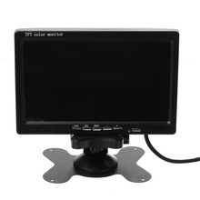 NEW 7 Inch TFT LCD Screen Monitor For CCTV Reversing Rearview Backup Camera Home Security Safety