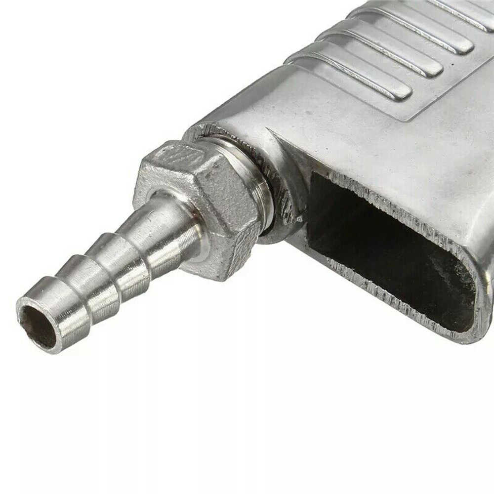 2 で 1 ポータブル (空気真空送風機吸引銃 + サンドブラスター) セット空気圧クリーナー砂ブラスト Accessorries とツール
