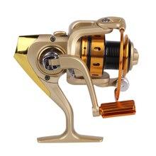 Fishing Reel Fishing Spinning Reel 5.5:1 10+1BB Freshwater Fishing Reel Wheel Series500 1000 2000 3000 4000 5000 6000 7000