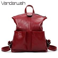 Женщины рюкзак высокое качество из искусственной кожи SAC основной школьные сумки для подростков девочек топ-ручка большой Ёмкость студент Упаковка V003