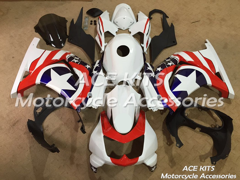 New ABS motorcycle Fairing For Kawasaki Ninja250 2008-2012 Injection Bodywor spectacular white red blue black +TANK ACE No.868New ABS motorcycle Fairing For Kawasaki Ninja250 2008-2012 Injection Bodywor spectacular white red blue black +TANK ACE No.868