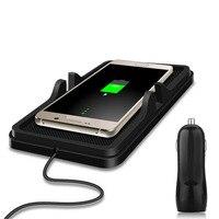 아이폰 8 8 플러스 아이폰 X 자동차 제나라 무선 충전 충전기