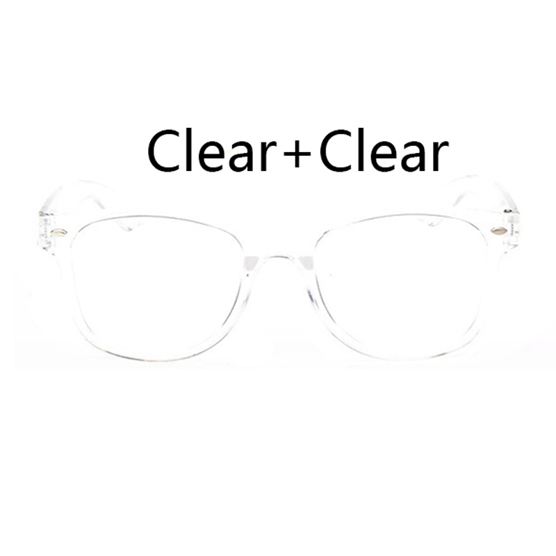 d38e1b97d67 Classic Aviation Eyeglasses Men Clear Glasses Women Brand Round Frame  Glasses Rayed Shield Male Female Oculos De Grau 2140-in Eyewear Frames from  Apparel ...