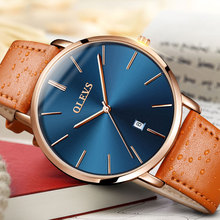 Men Sports Watches OLEVS Military Watch Fashion Wristwatches Dive Men's Quartz Watches Water Resistant Automatic Watch Thin 2017