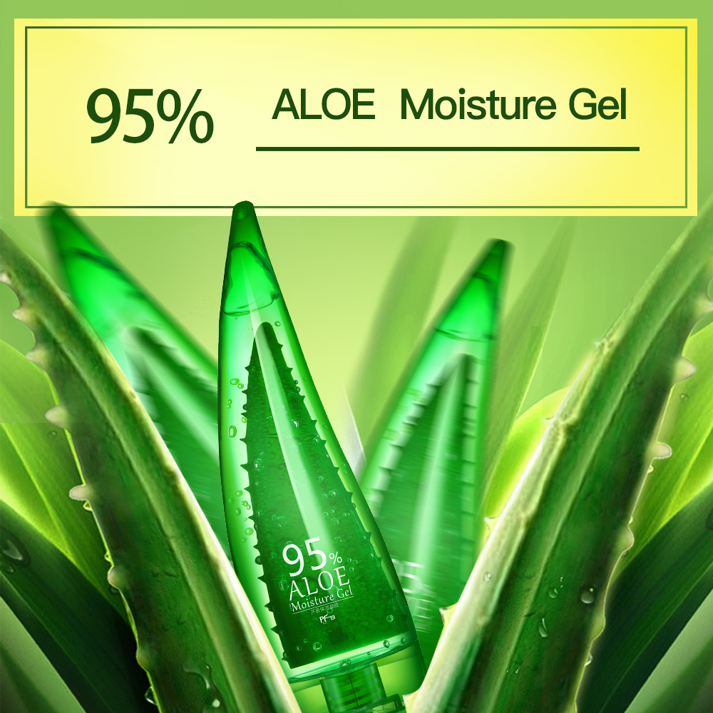 Aloe Moisture Gel Aloe Vera Gel Skin Care Face Oil 1