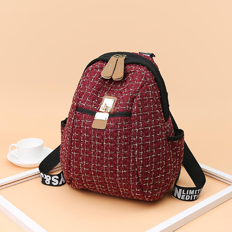 2019 New Women Emoji Shoulder Bag Best Travel Women Backpack Female Printing Waterproof School Knapsack mochila Bagpack Pack 27