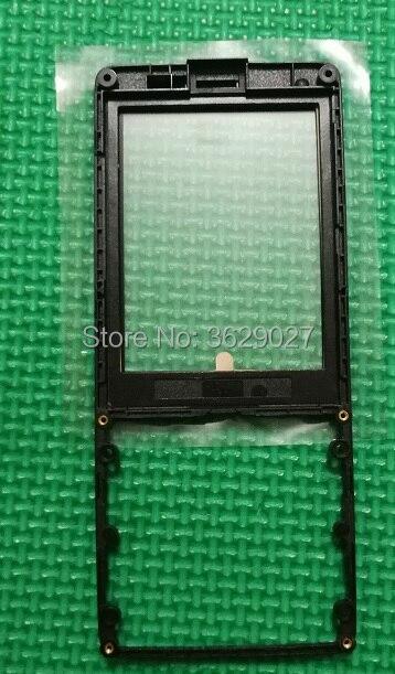 SZWESTTOP d'origine Avant boîtier avec verre pour Philips E570 CTE570 Mobile Xenium téléphone téléphone portable