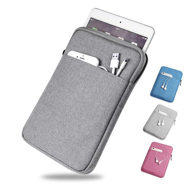 Manches Poche de couverture de Cas Pour Huawei Mediapad M3 8.4 Mediapad M3 lite 8.0 Tablet PC étui de protection pour Huawei mediapad M5 8.4