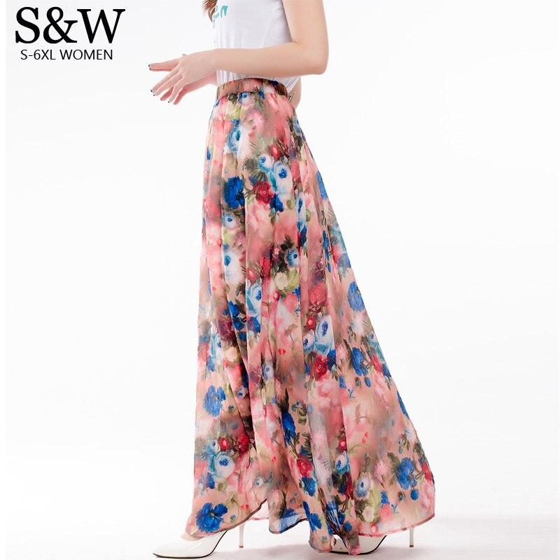 Popular Print Maxi Skirt-Buy Cheap Print Maxi Skirt lots from ...