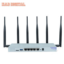 802.11AC Twin Frequency 1200Mbps 3G 4G WiFi Router With Sim Slot Help All TD-LTE/FDD-LTE/TD-SCDMA/WCDMA/EVDO/CDMA/GSM