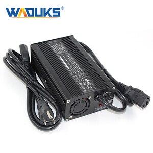 Image 1 - Chargeur de batterie au Lithium 58.8V 3A pour 51.8V 14S Lipo/LiMn2O4/LiCoO2 bloc dalimentation pour moto