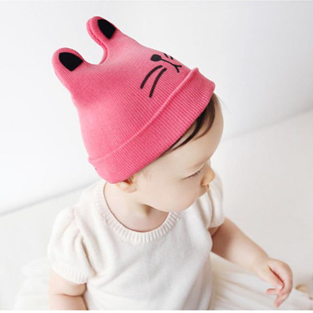 Toddler Cotton Beanie Hat