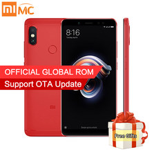 "Original Xiaomi Redmi Note 5 4GB 64GB 5.99"" Full Screen Smartphone Global ROM Snapdragon 636 Octa Core AI Dual Cameras 4000mAh(China)"