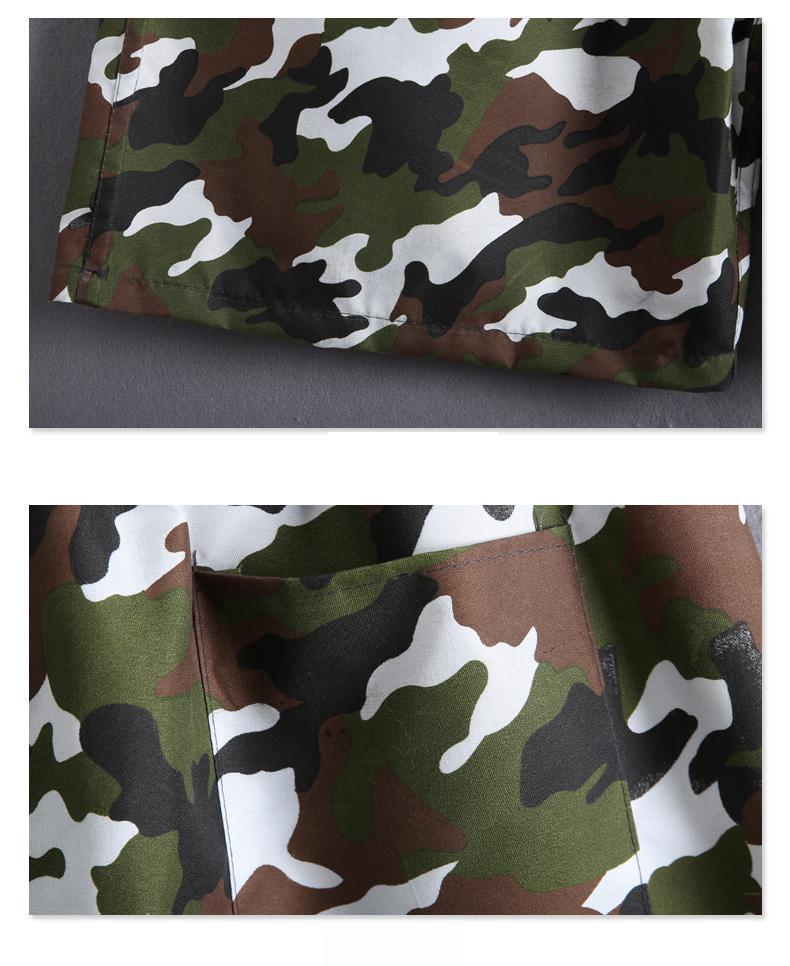 10 Patterns Camouflage Compression Shorts Men Summer Clothing Board Shorts Nylon Bottom Men Side Pockets Men's Swimwear 8