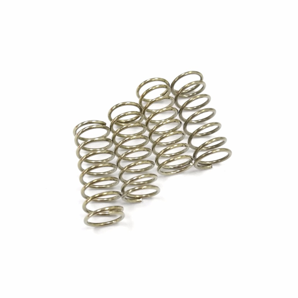 Compression Springs 1pc 1x14x30mm Stainless Steel Compression Spring Y Shape Extension Springs Rustproof Electrical Spring
