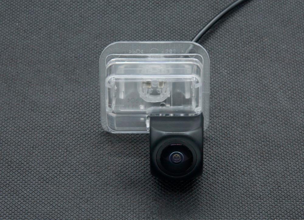 Luz das estrelas MCCD 1080 P Fisheye Câmera de visão Traseira de Estacionamento Para Mazda Mazda 3 6 CX-9 CX-7 CX-5 Besturn X80 B50 câmera do carro À Prova D' Água