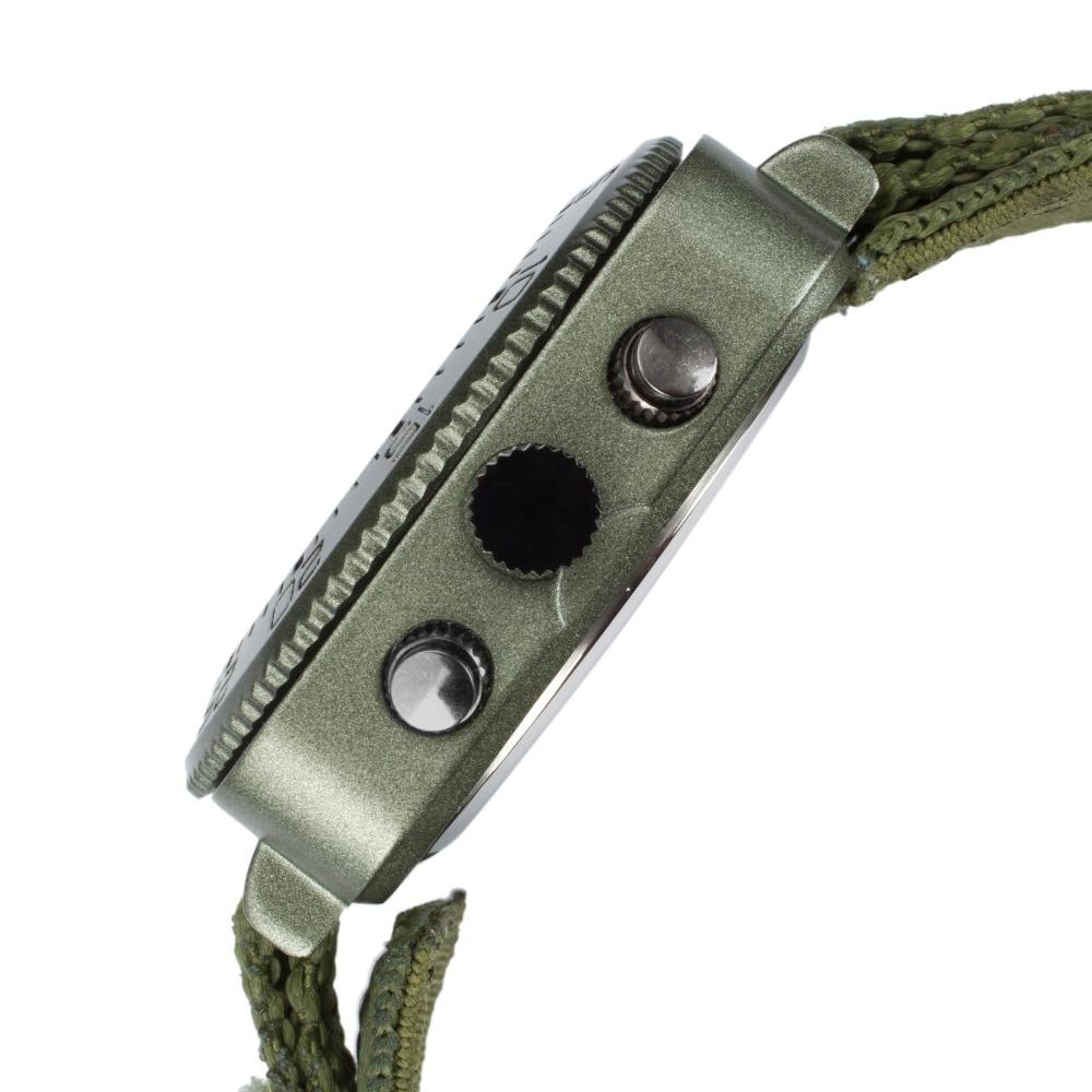 INFANTRY Męskie Zegarki Kwarcowe Nowy Wojskowy Zielony Wojskowy - Męskie zegarki - Zdjęcie 4