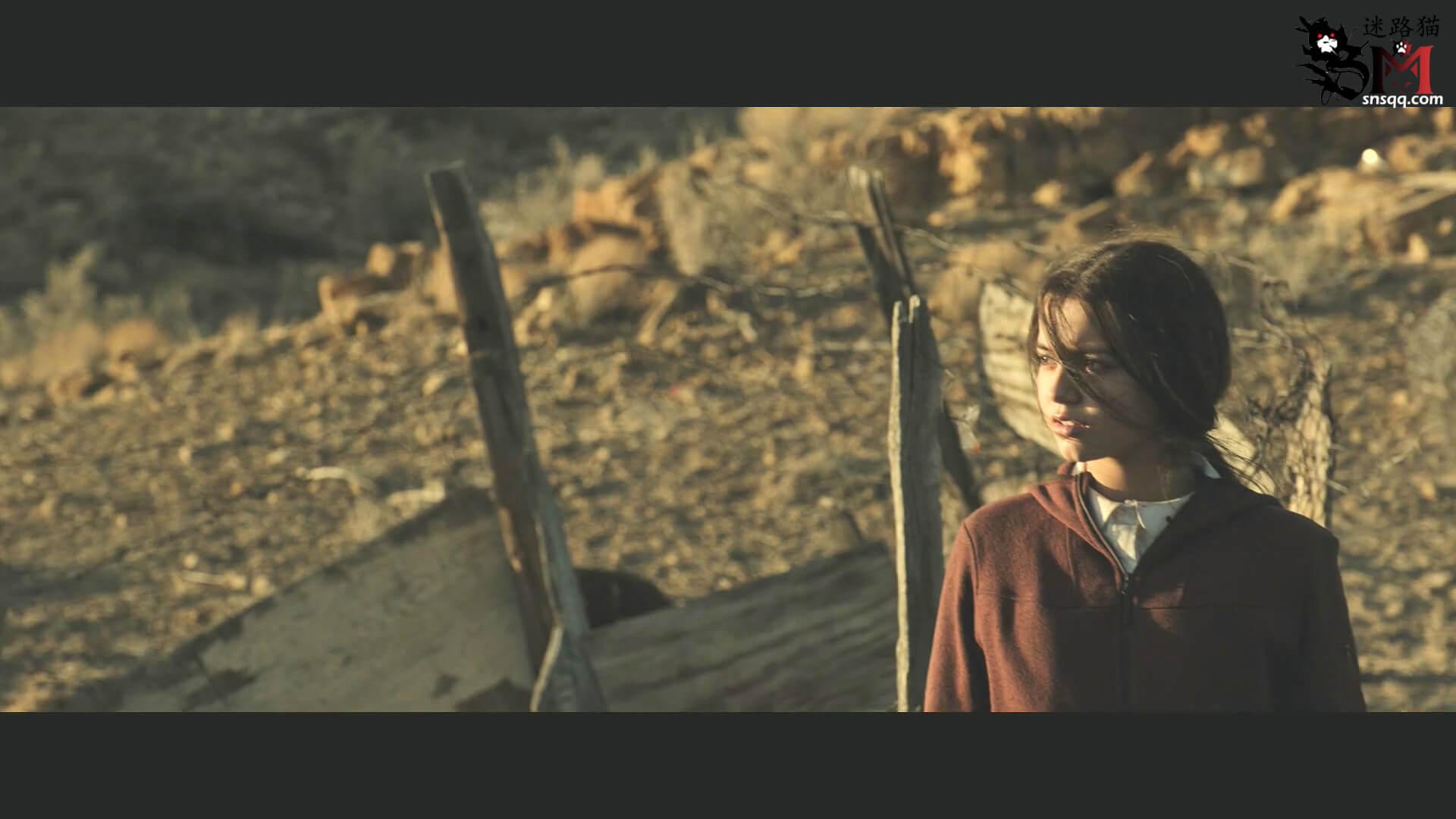《边境杀手2》一脸御姐气质的萝莉亲自示范扎带束缚