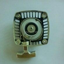 Chrome pull starter for 1 5 Zenoah CY Baja 5B 5T FG Losi 5ive T rc