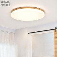 220V 240V Acrylic Modern wood Led Chandelier Lights For Living Room Bedroom wood Indoor Ceiling Chandelier Lamp Fixtures