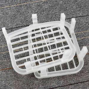 Image 2 - Kitchen Stainless Steel Storage Rack Towel Plate Drain Rack Dish Removable Holder Kitchen Bathroom Tableware Sink Dish Storage s