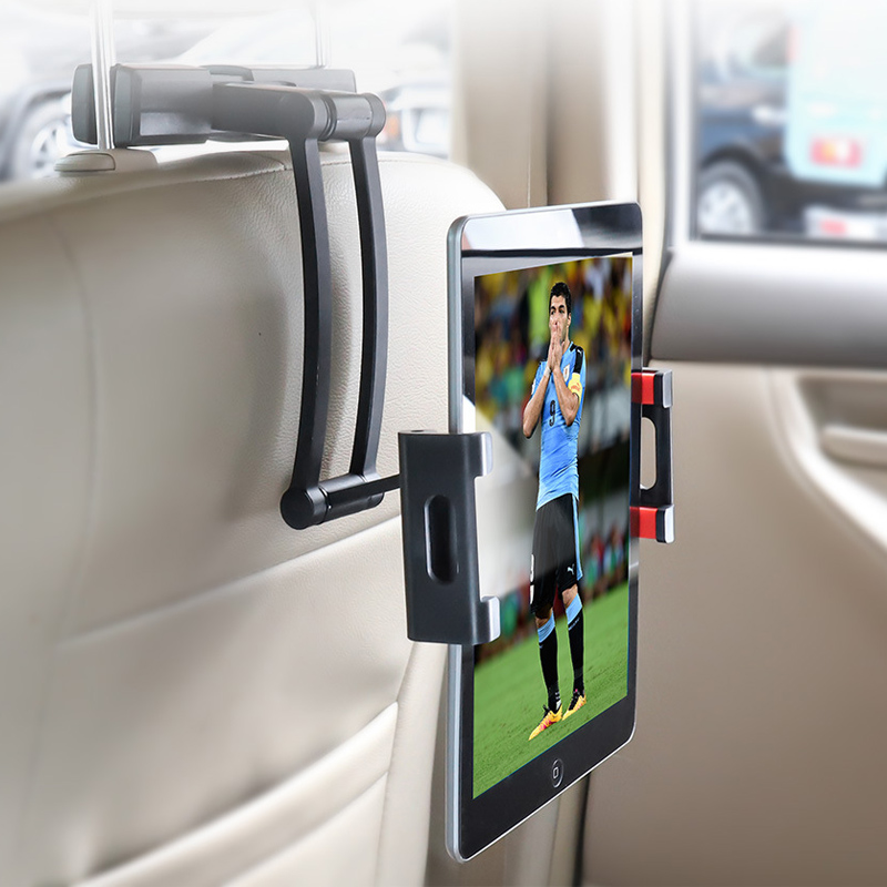 Universal Tablet Car Holder Back Seat Holder Stand Tablet Accessories in Car For 5 inch and more iPad 2 3 4 Mini Air 1 2 3 4 Pro