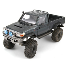 Vehicle-Toy Chassis Carbody-Shell-Kit Land-Cruiser Traxxas TRX4 Axial Scx10 Killerbody Lc70