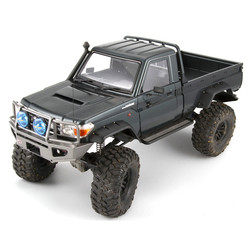 Killerbody LC70 48722 MARAUDER  Land Cruiser 70 hard RC Carbody shell kit fit for Traxxas TRX4 Axial SCX10 chassis Vehicle Toy