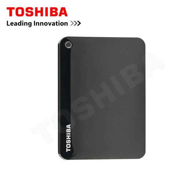 """Toshiba Canvio Connect II 2.5 """"внешний Жесткий Диск 500 Г/1 ТБ/2 ТБ USB 3.0 HDD Жесткий Диск для Настольных Портативных Устройств Хранения Данных HD Диск"""